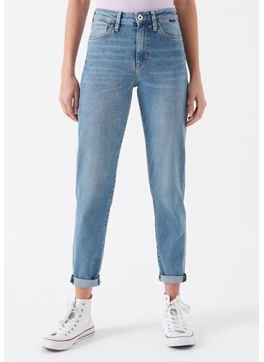 Mavi Jean Pantolon | Cindy - Mom Mavi